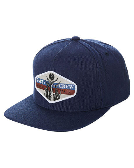 NAVY MENS ACCESSORIES SALTY CREW HEADWEAR - 35035330NVY