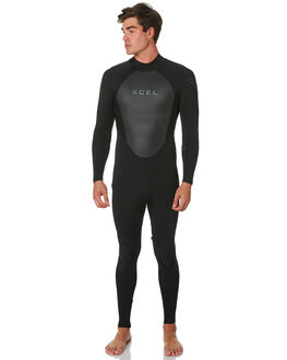 BLACK BOARDSPORTS SURF XCEL MENS - MT32AX18BLK