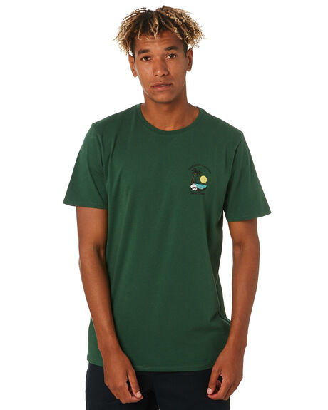 PALM GREEN MENS CLOTHING SWELL TEES - S5203012PLMGN