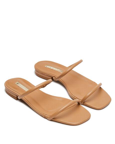 CLAY WOMENS FOOTWEAR BILLINI SLIDES - S703CLAY