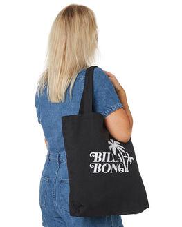 BLACK WOMENS ACCESSORIES BILLABONG BAGS + BACKPACKS - 6696100BLK