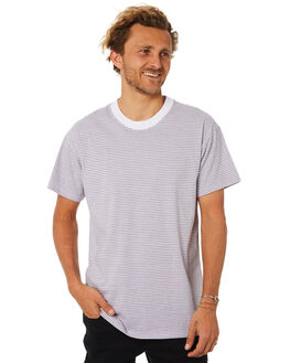 WHITE MENS CLOTHING BILLABONG TEES - 9582041WHT