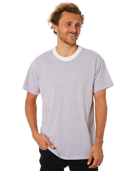 WHITE MENS CLOTHING BILLABONG TEES - 9582041WHT