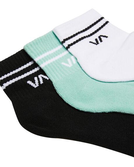 MULTI WOMENS CLOTHING RVCA SOCKS + UNDERWEAR - R205604AMLT
