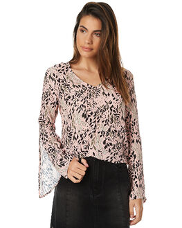 MULTI WOMENS CLOTHING MINKPINK FASHION TOPS - MP1610402MUL