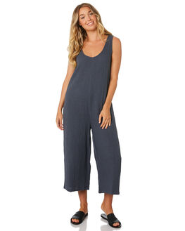 CHARCOAL WOMENS CLOTHING THE BARE ROAD PLAYSUITS + OVERALLS - 992041-02CHA