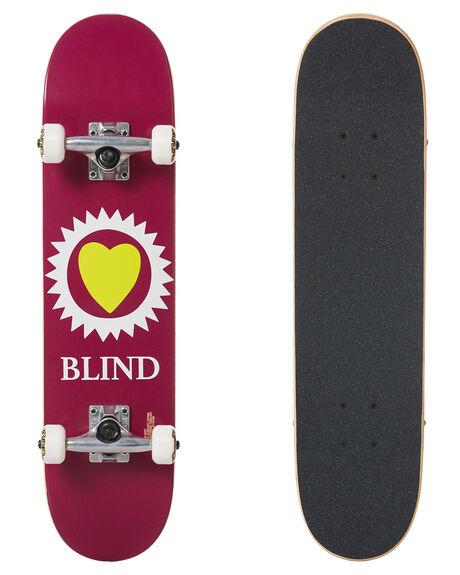MAROON BOARDSPORTS SKATE BLIND COMPLETES - 10511879YMAR