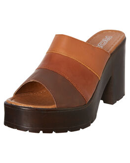 SPICE MULTI WOMENS FOOTWEAR ROC BOOTS AUSTRALIA HEELS - MINXSPICE