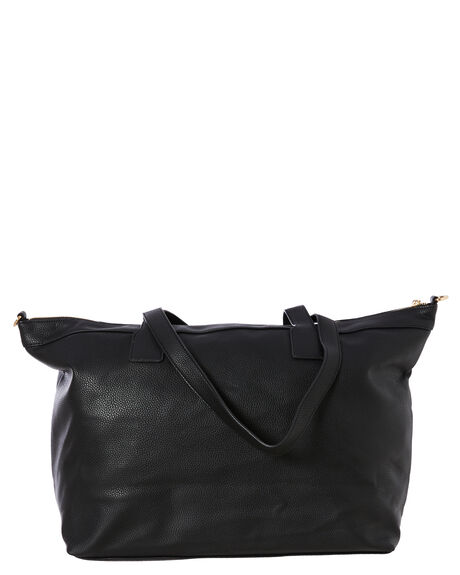 BLACK WOMENS ACCESSORIES RUSTY BAGS + BACKPACKS - BFL1091BLK