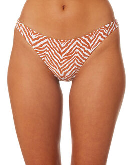 GINGER OUTLET WOMENS RHYTHM BIKINI BOTTOMS - OCT18W-SW18GIN