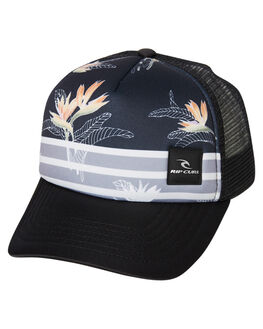 BLACK KIDS BOYS RIP CURL HEADWEAR - KCAQH10090