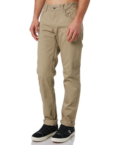 STONE MENS CLOTHING GLOBE JEANS - GB01236003STN