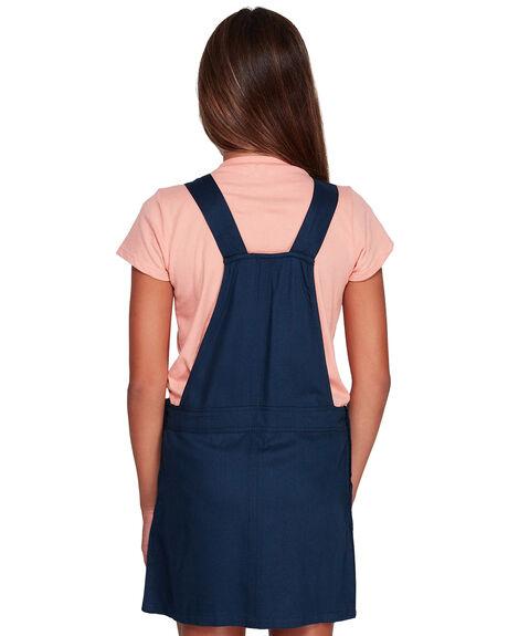 DRESS BLUES KIDS GIRLS ROXY DRESSES + PLAYSUITS - ERGWD03070-BTK0
