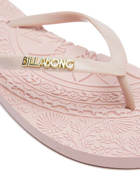 ROSE SMOKE WOMENS FOOTWEAR BILLABONG THONGS - 6617805ROS
