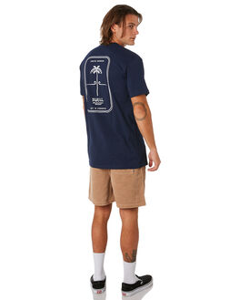 NAVY MENS CLOTHING SWELL TEES - S5201031NAVY