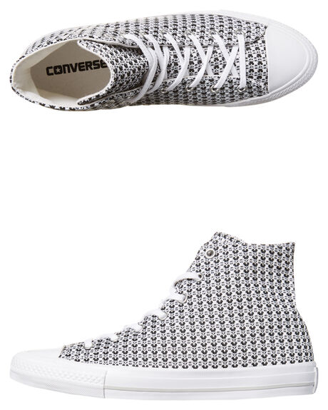 345a7f4adc105c Converse Chuck Taylor All Star Gemma Hi Shoe - Black White Mouse ...