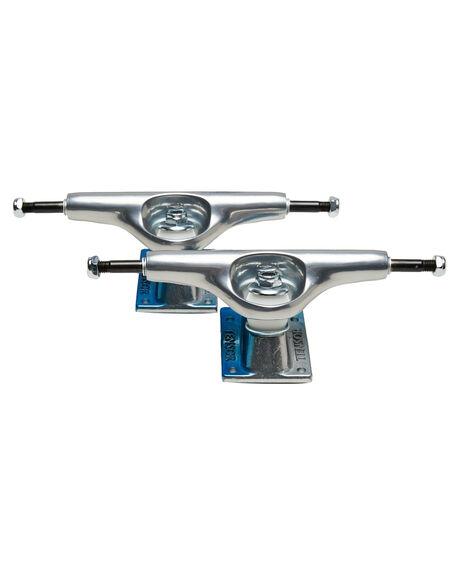 RAW LIGHT BLUE FADE BOARDSPORTS SKATE TENSOR TRUCKS ACCESSORIES - 10415337RB55