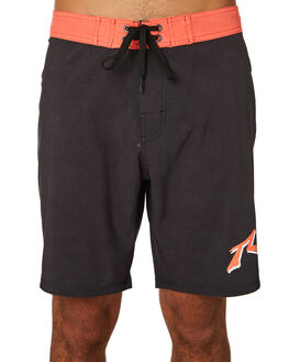 HOT CORAL MENS CLOTHING RUSTY BOARDSHORTS - BSM1297HCL