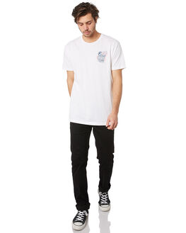 WHITE MENS CLOTHING IMPERIAL MOTION TEES - 201901002091WHT