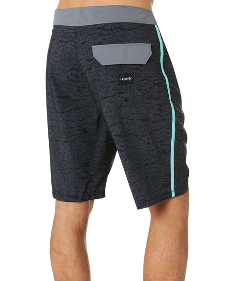 BLACK MENS CLOTHING HURLEY BOARDSHORTS - BV1826010