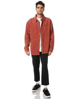 MAHOGANY MENS CLOTHING NO NEWS SHIRTS - N5194166MAHOG