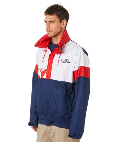 NAVY MENS CLOTHING NIKE JACKETS - CI7185410
