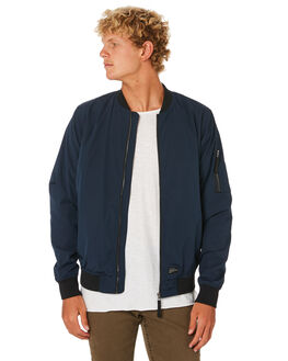 NAVY MENS CLOTHING ACADEMY BRAND JACKETS - 20W213NVY