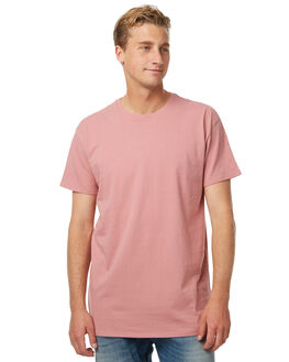DUSTY SALMON OUTLET MENS SWELL TEES - S5173005DSAL