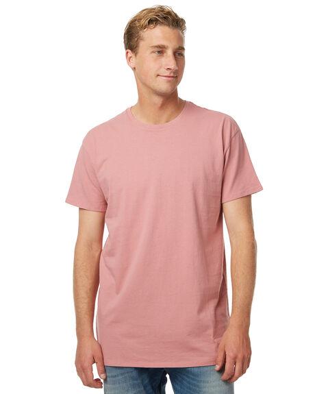 DUSTY SALMON MENS CLOTHING SWELL TEES - S5173005DSAL