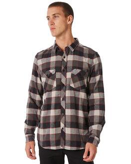 FLINT BLACK MENS CLOTHING ELEMENT SHIRTS - 186213FBLK