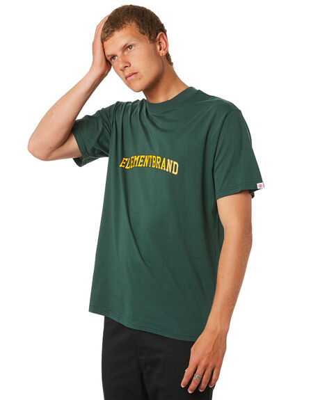 GREEN MENS CLOTHING ELEMENT TEES - 184011GRN
