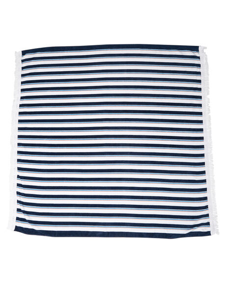 STRIPE WOMENS ACCESSORIES SWELL TOWELS - S81731594STRP