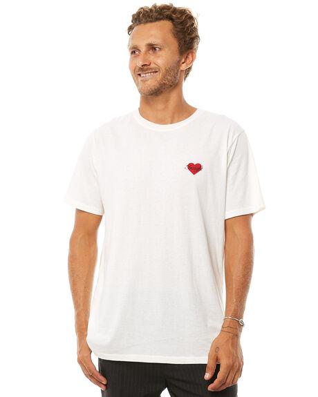 WHITE MENS CLOTHING INSIGHT TEES - 5000000943WHT