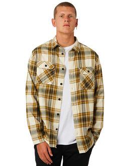 BALSAM PLAID MENS CLOTHING BURTON SHIRTS - 140531962