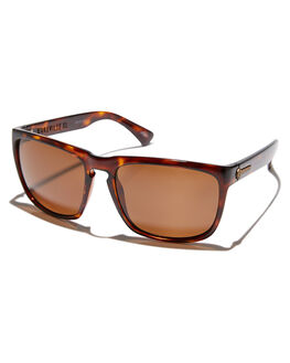 TORTOISE SHELL BRONZE POLAR MENS ACCESSORIES ELECTRIC SUNGLASSES - EE11210643TORBP