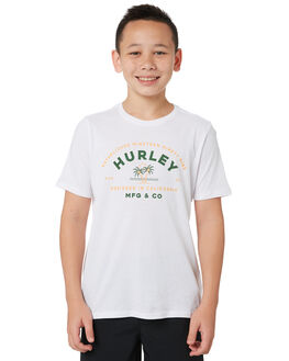 WHITE OUTLET KIDS HURLEY CLOTHING - BTSPPALG100