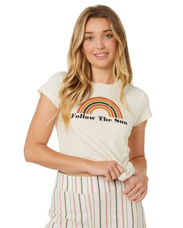COOL WIP WOMENS CLOTHING BILLABONG TEES - 6595005CWP