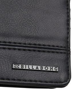 BLACK GRAIN MENS ACCESSORIES BILLABONG WALLETS - 9685195AKGI