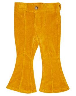 MUSTARD KIDS GIRLS ROCK YOUR KID PANTS - TGP1939-FMMUS
