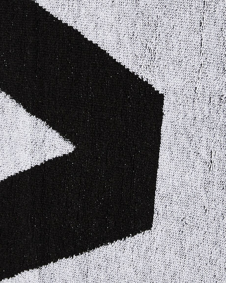 BLACK MENS ACCESSORIES RVCA TOWELS - R152541ABLK