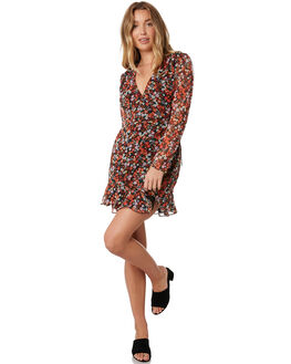 PASSIONA FLORAL WOMENS CLOTHING THE EAST ORDER DRESSES - EO190502DPASFL