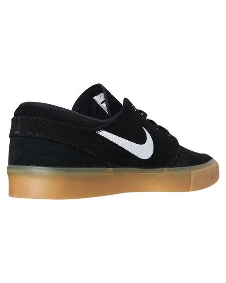 BLACK GUM MENS FOOTWEAR NIKE SKATE SHOES - AQ7475-003