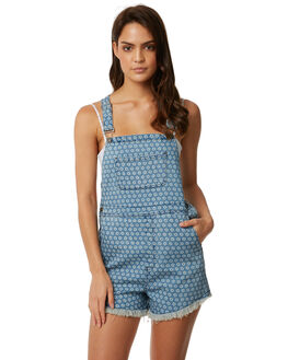 DENIM WOMENS CLOTHING SWELL PLAYSUITS + OVERALLS - S8182441DENIM