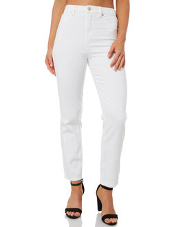 ZINC WOMENS CLOTHING A.BRAND JEANS - 71264-4110