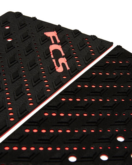 BLACK BLOOD BOARDSPORTS SURF FCS TAILPADS - FT202BLKBL