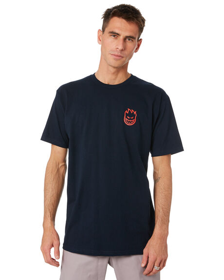 NAVY MENS CLOTHING SPITFIRE TEES - 51010388UNVY