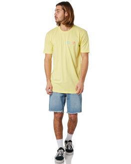 LEMON MENS CLOTHING THE LOBSTER SHANTY TEES - LBSFROTHLEMON