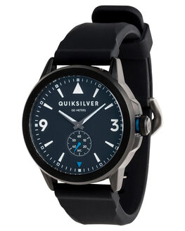 BLACK MENS ACCESSORIES QUIKSILVER WATCHES - EQYWA03018KVJ0