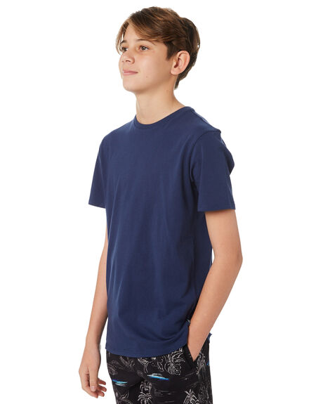 NAVY KIDS BOYS SWELL TOPS - S3183004NAVY