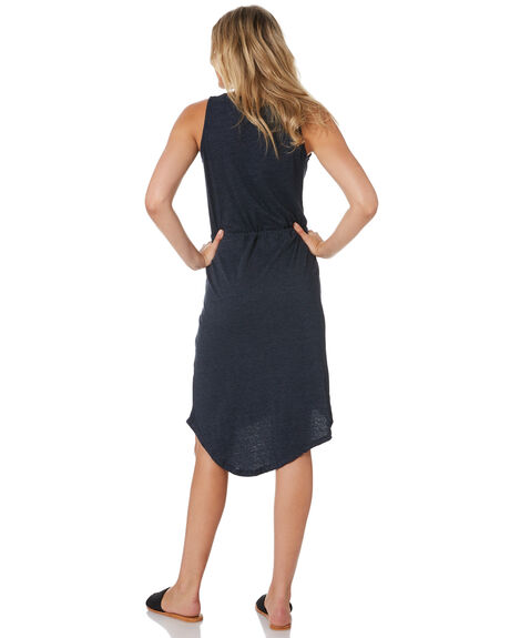 NAVY WOMENS CLOTHING SILENT THEORY DRESSES - 6008020NVY